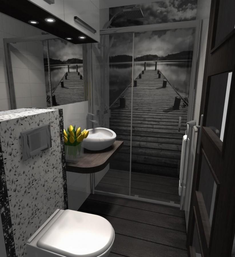 Fototapeta W łazience Artykuły Projektuj Wnętrza