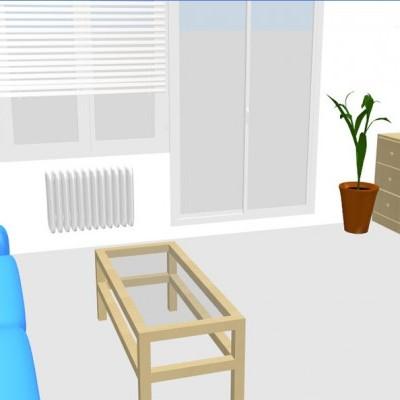 Fot. Wizualizacja w Sweet Home 3D.