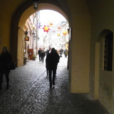 Gwiazdy na Starym Mieście w Lublinie