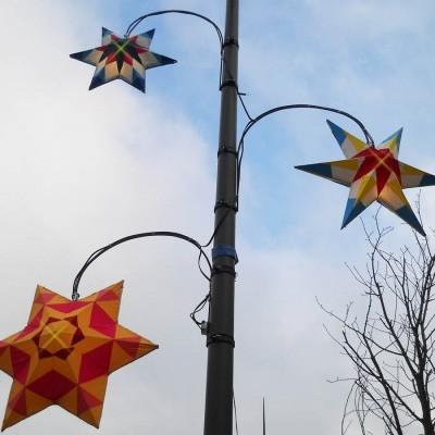 Gwiazdy na Placu Litewskim w Lublinie